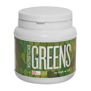 Greens High On Life Ekologisk - 200 G