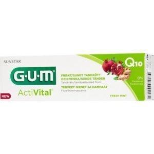 Gum Activital Fluor Tandkräm - 75 ml