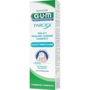 Gum Paroex Tandkräm - 0.06 % - 75 ml