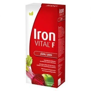 Hübner Iron Vital 500ml - 500 ml
