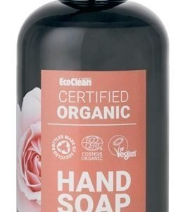 Hand Soap Organic Pink Rose 300 ml