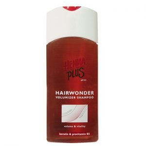 Henna Plus Volumizer Shampoo Hairwonder - 200 ml