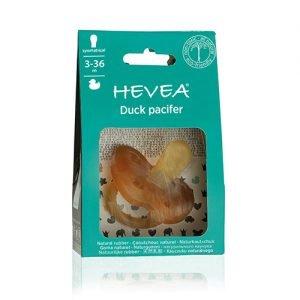 Hevea Napp Symetrisk - 1 Stk