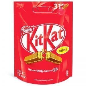 Kit Kat Mini - 45% rabatt