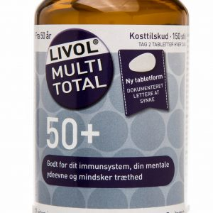 Livol Multi Total 50+ - 150 Tabl