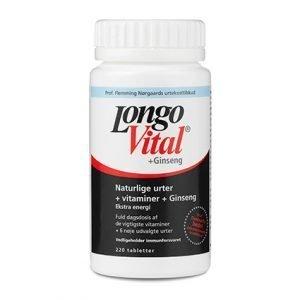 Longo Vital Ginseng - 220 Tabl