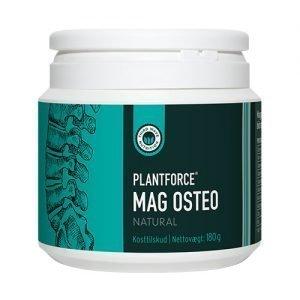 Mag Osteo natural Plantforce - 160 G