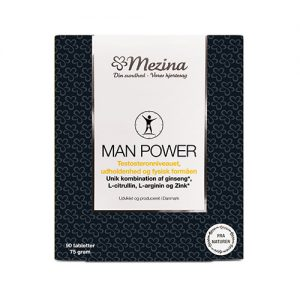 Mezina Man Power - 90 Tabl