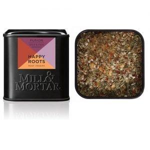 Mill & Mortar Happy Roots Kryddblandning Eko - 45 G