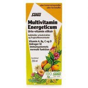 Multivitamin energeticum eliksir Salus - 250 ml
