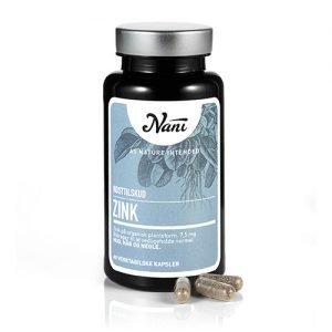 Nani Zink - 7,5 mg - 60 Kaps