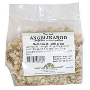 Natur-Drogeriet Angelikarod - 100 G