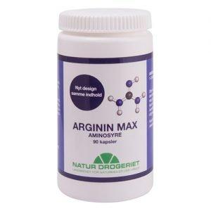 Natur-Drogeriet Arginin Max - 90 Kaps