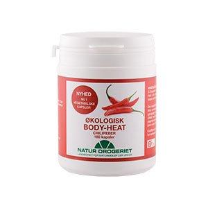 Natur Drogeriet Body Heat Eko - 180 Kaps