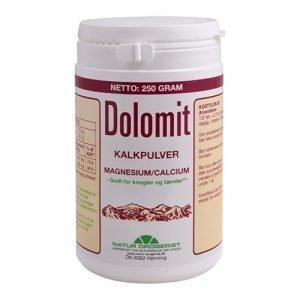Natur Drogeriet Dolomit Pulver - 250 G