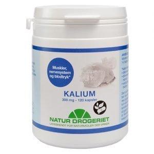 Natur-Drogeriet Kalium - 120 Kaps