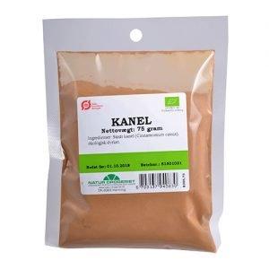 Natur Drogeriet Kanel Stött Eko - 75 G
