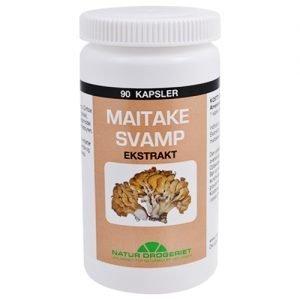 Natur-Drogeriet Maitake Svamp Ekstrakt - 90 Kaps
