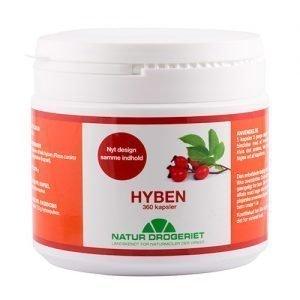 Natur Drogeriet Nypon 485 Mg - 360 Kaps