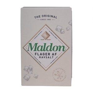 Natur Drogeriet Salt Maldon Engelskt Havssalt - 250 Gram