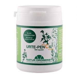 Natur-Drogeriet Urte-pencil M. C-vitamin - 180 Kaps