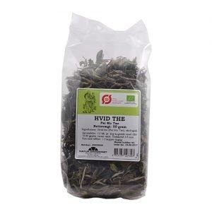 Natur Drogeriet Vitt Te Eko Pai Mu Tan - 50 G