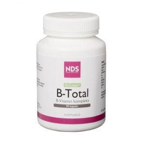 Nds Foodmatrix B-Total - 90 Tabl