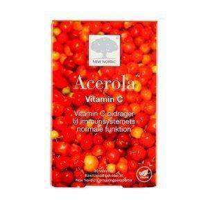 New Nordic Acerola - 30 Tabl