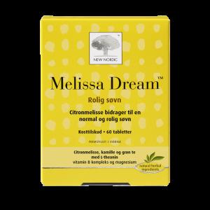 New Nordic Melissa Dream - 60 Tabl