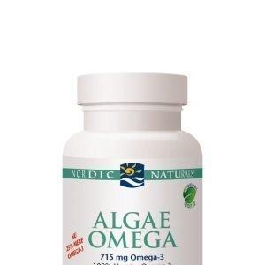 Nordic Naturals Algae Omega 3 - 60 Kaps