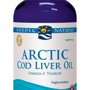 Nordic Naturals Torskleverolja med apelsinsmak - 473 ml