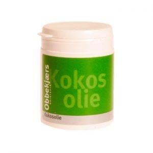 Obbekjærs Kokosolja - 200 G
