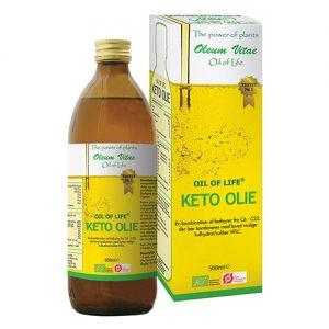 Oil of Life Keto Olie - 500 ml