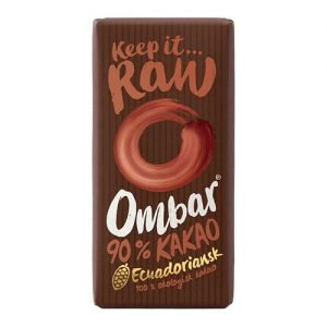 Ombar 90% Chokolade Ã? - 35 G
