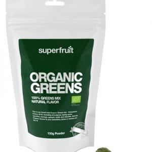 Organic Greens Superfruit Eko - 100 Gram
