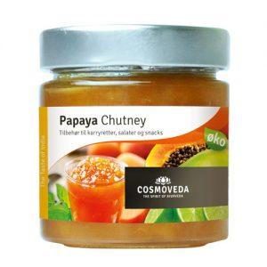 Papaya Chutney Ekologisk - 225 G