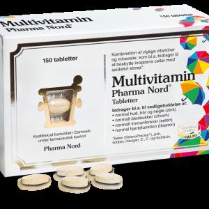 Pharma Nord Bio-Multivitamin - 150 Tabl