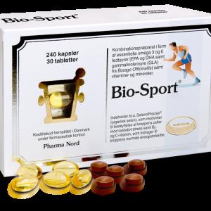 Pharma Nord Bio-Sport - 30 Tabl - 240 Kaps