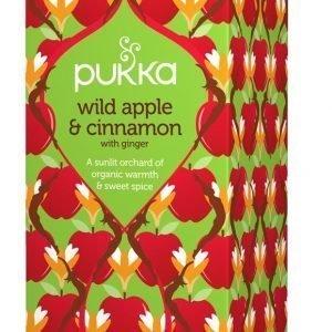 Pukka Wild Apple & Cinnamon - 20 Påse