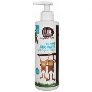 Pure Beginnings Fun Time Kids Wash Eko - 250 ml