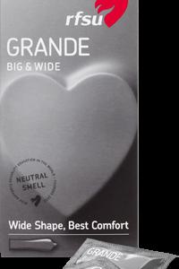 RFSU Grande Kondom - 10 Stk.