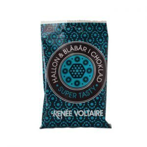 Renèe Voltaire Choklad Doppade Hallon Och Blåbär Eko - 55 G