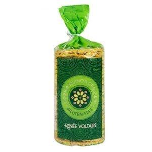 Renée Voltaire Corn & Quinoa Crackers Ã? - 120 G