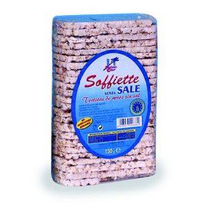 Riskex Utan Salt Ekologisk - 130 G