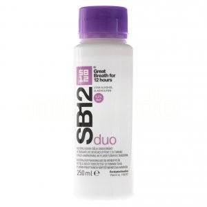 SB12 Duo Munskölj - 250 ml