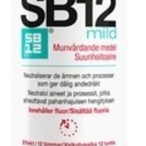 SB12 Mild Munskölj - 500 ml