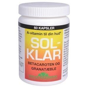 Sol Klar - 60 Kaps