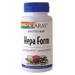 Solaray Hepa Form - 100 Kaps