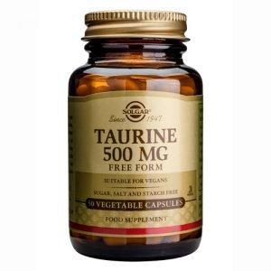 Solgar Taurine - 50 Kaps