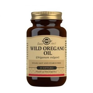 Solgar Vild oregano olie - 60 Kaps